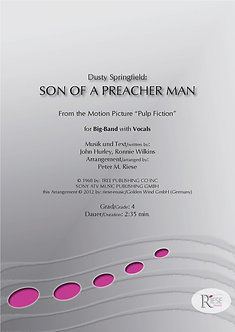 Son of a Preacher Man • Big Band