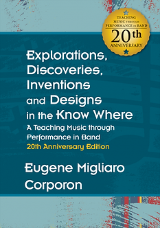 Explorations, Disoveries, Inventions and Designs in the Know Where • Buch