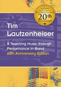 A Teaching Music through Performance in Band • Buch
