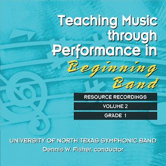 Teaching Music through Performance in Beginning Band • Bundle