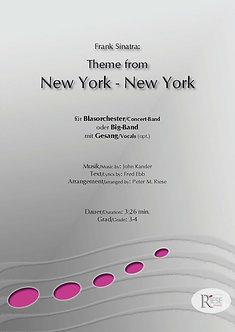 New York, New York • Big Band