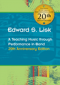 A Teaching Music through Performance in Band • Buch