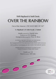 Over the Rainbow • Big Band