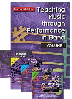 Teaching Music through Performance in Band • Vol. 1 • Bundle