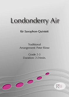 Londonderry Air • Saxophon-Quintett