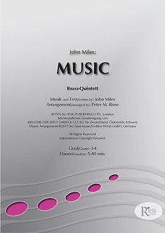 Music • Brass-Quintett