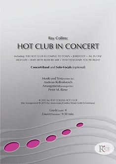 Hot Club in Concert