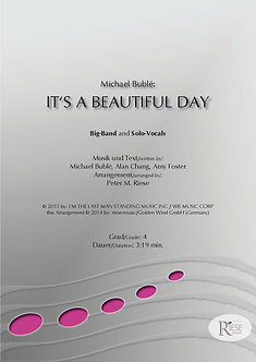 It's a beautiful day • Big Band