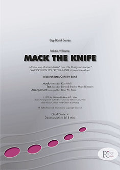 Mac the Knife • Mackie Messer • BLO