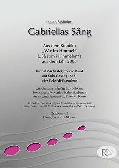 Gabriellas Sang • Wie im Himmel