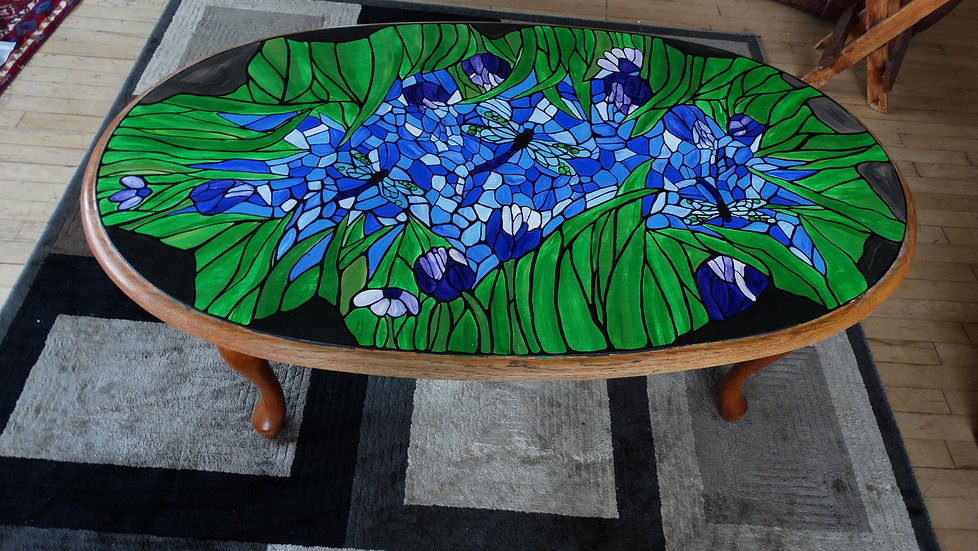 Dragonfly Coffee table