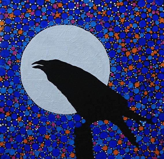 A raven's magic