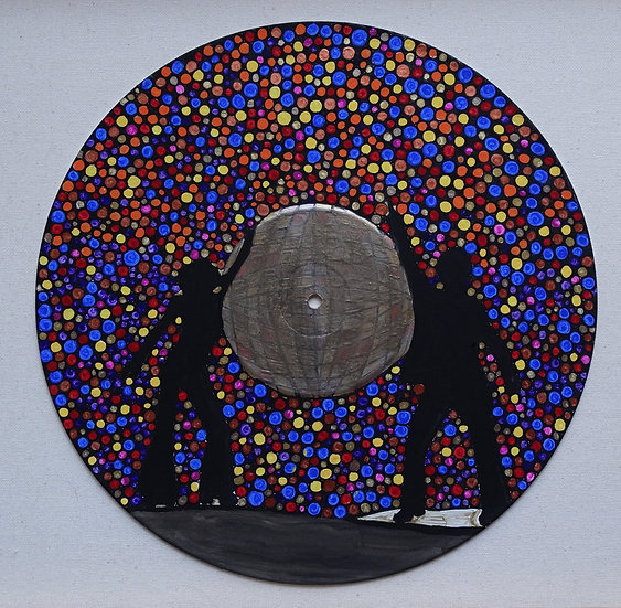 Disco Dancing vinyl record