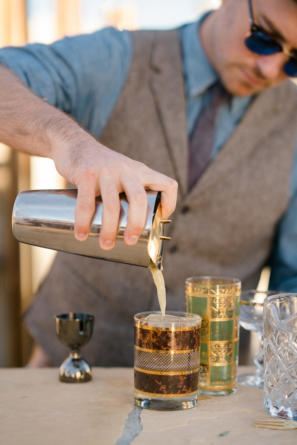 Spanish Boda Jewel tones Featured Ruffled Blog