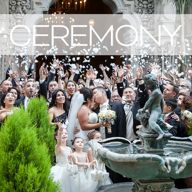 Rose & Carlos Featured on Ceremony Magazine