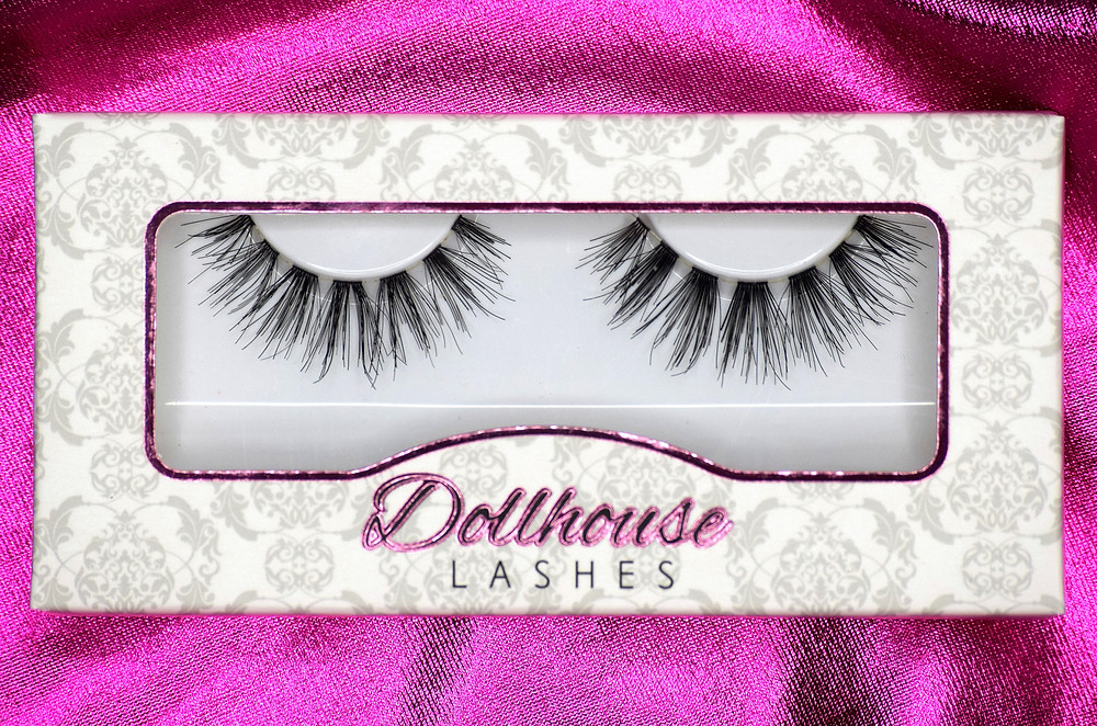 Dollhouse Hair and Makeup Boss Lady Lashes