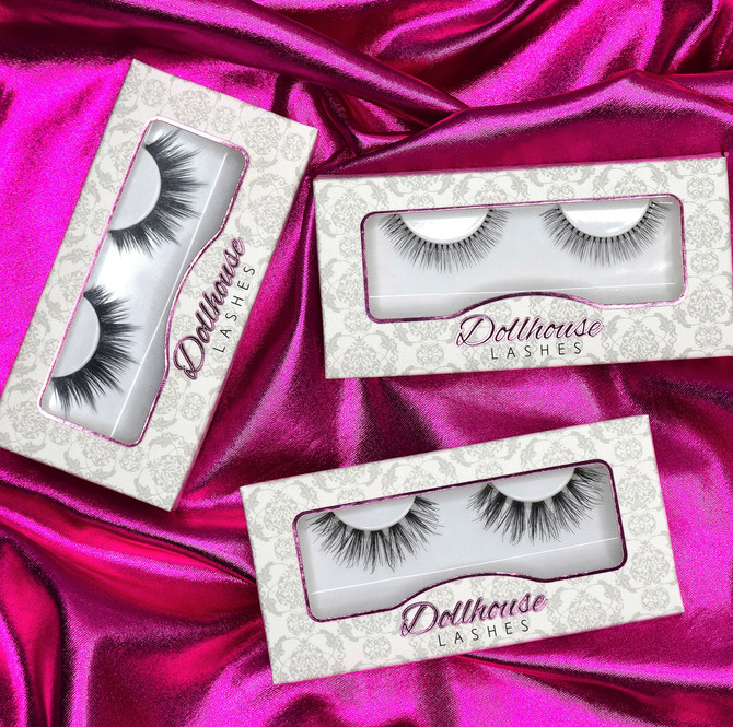 Dollhouse Hair and Makeup Launches Lash Line