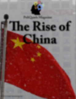 The Rise of China Cover