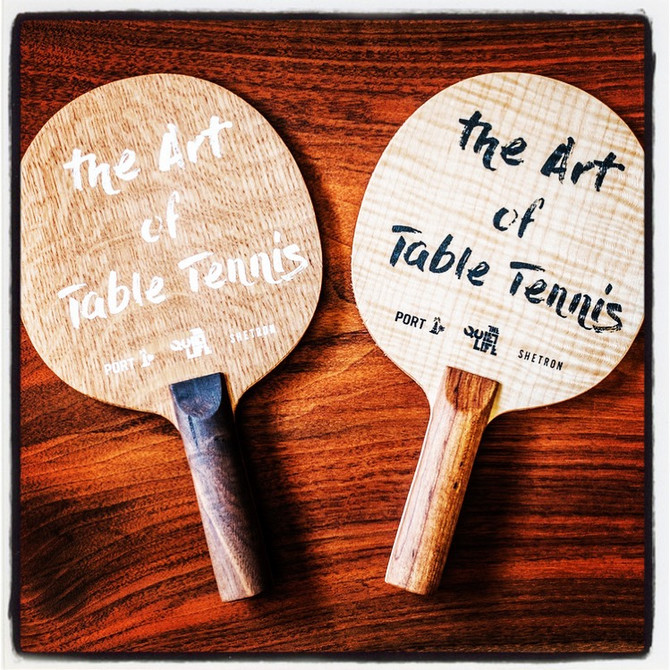 the Art of Table Tennis