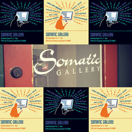 Somatic Gallery- Group Art Show