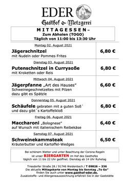 2021KW_31_Wochenangebot To Go_Gaststätte_