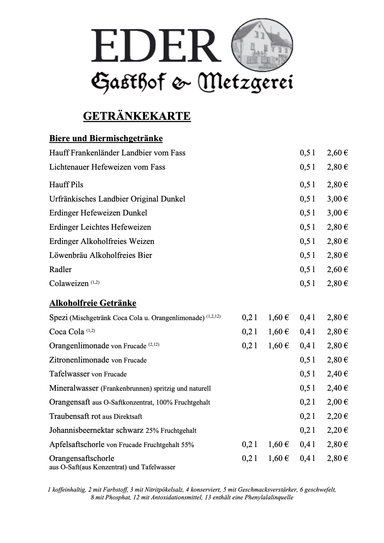 Standardkarte_Seite_5_Getränke_Biere_und