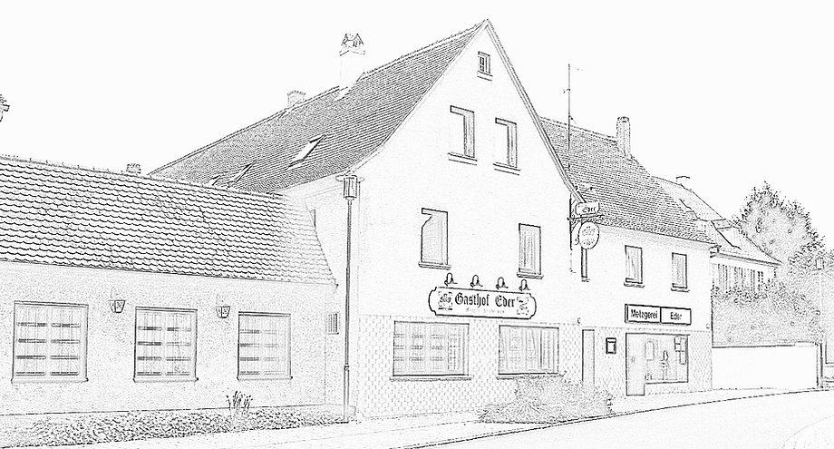 Gasthof und Metzgerei Eder