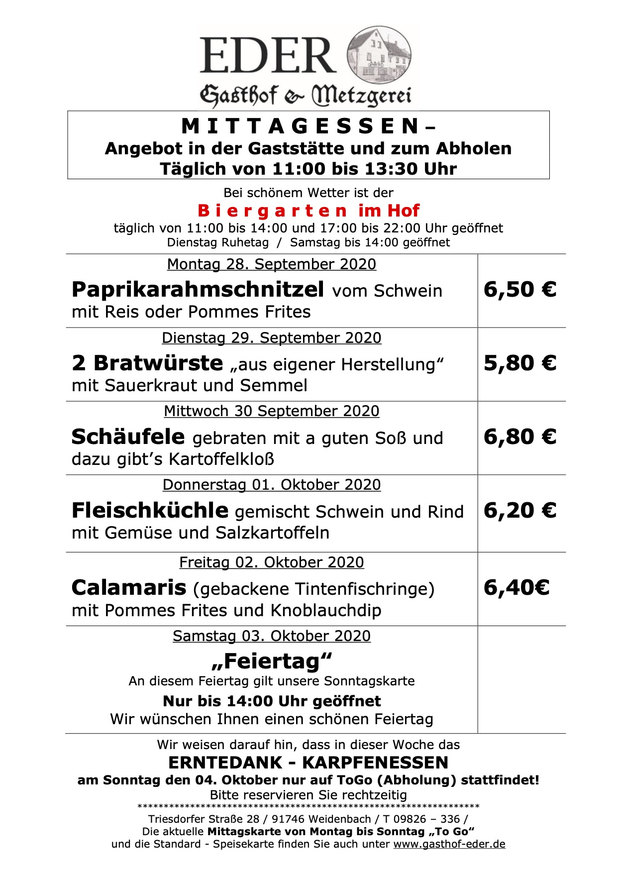 KW_40_Wochenangebot_To_Go_Gaststätte