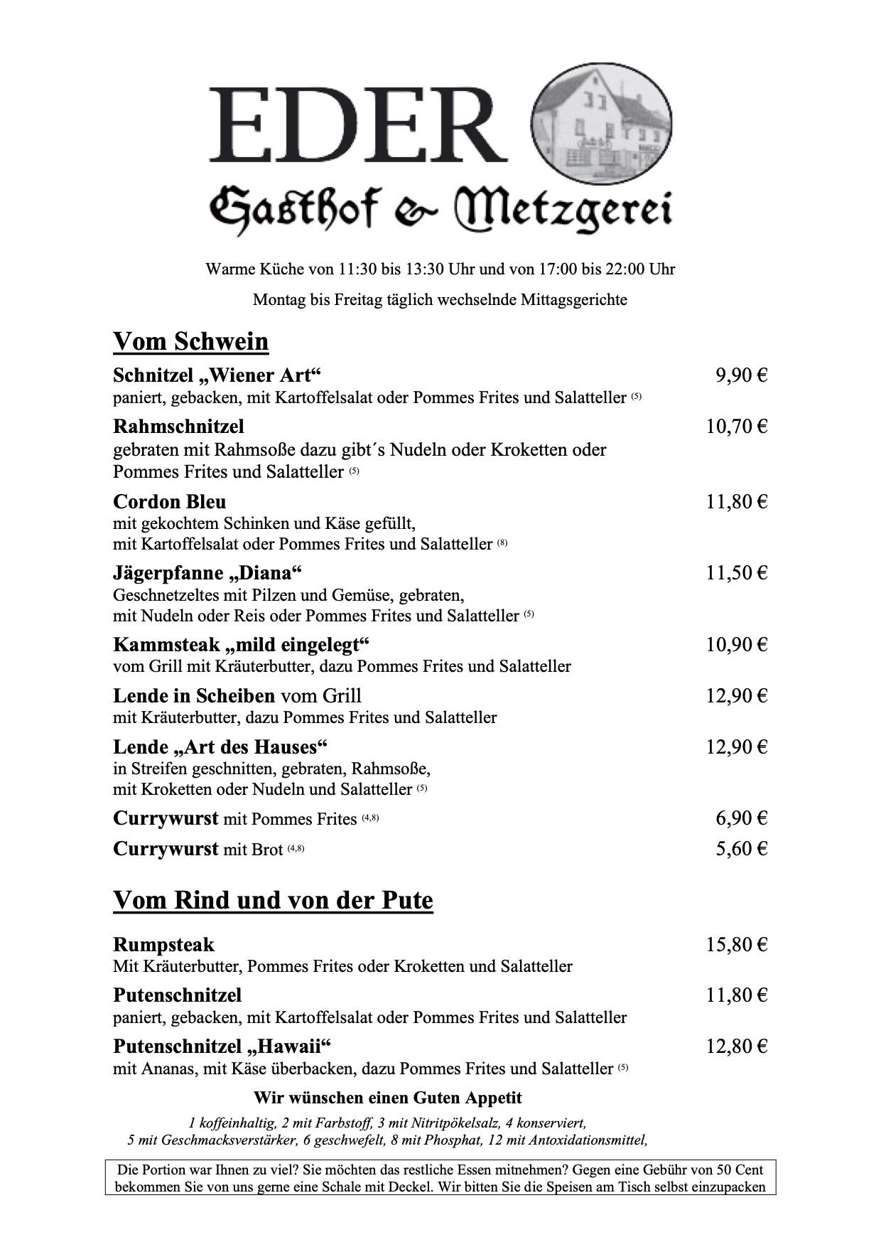 Standardkarte_Seite 3_A_Hauptspeisen