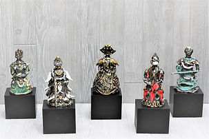 Orishas/Guardians of Nature
