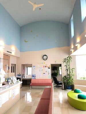 診療所 待合室