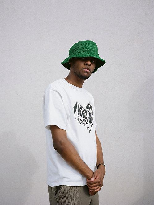 JPE Green Neoprene Bucket Hat