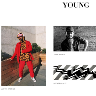 INTERVIEW WITH YOUNG MAGAZINE