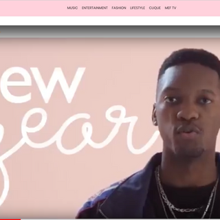 JPE for New Year Mefeater Commercial