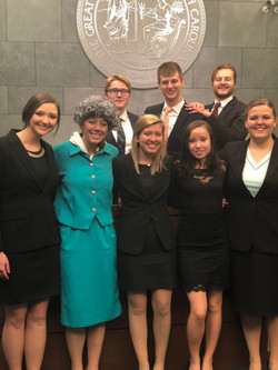 Mock Trial: Characters Welcome