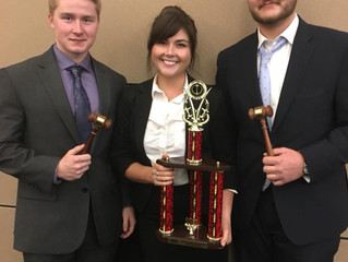 UTC Gold Takes Second Place at MTSU