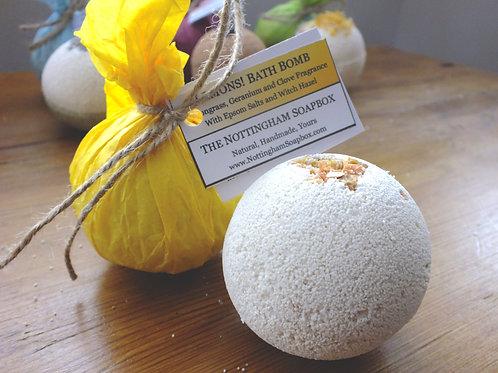 Lemons! Bath Bomb