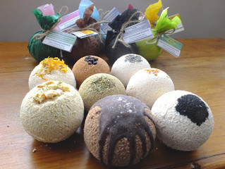 Bath Bombs!!! (and more!)