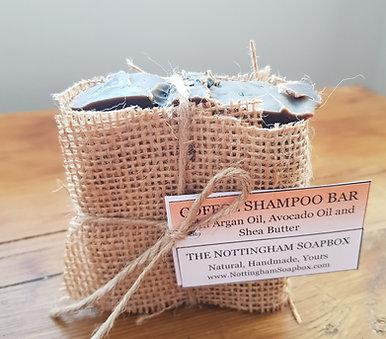 Coffee Shampoo Bar