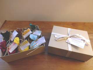 More Gift Boxes and New Shampoo Bars?