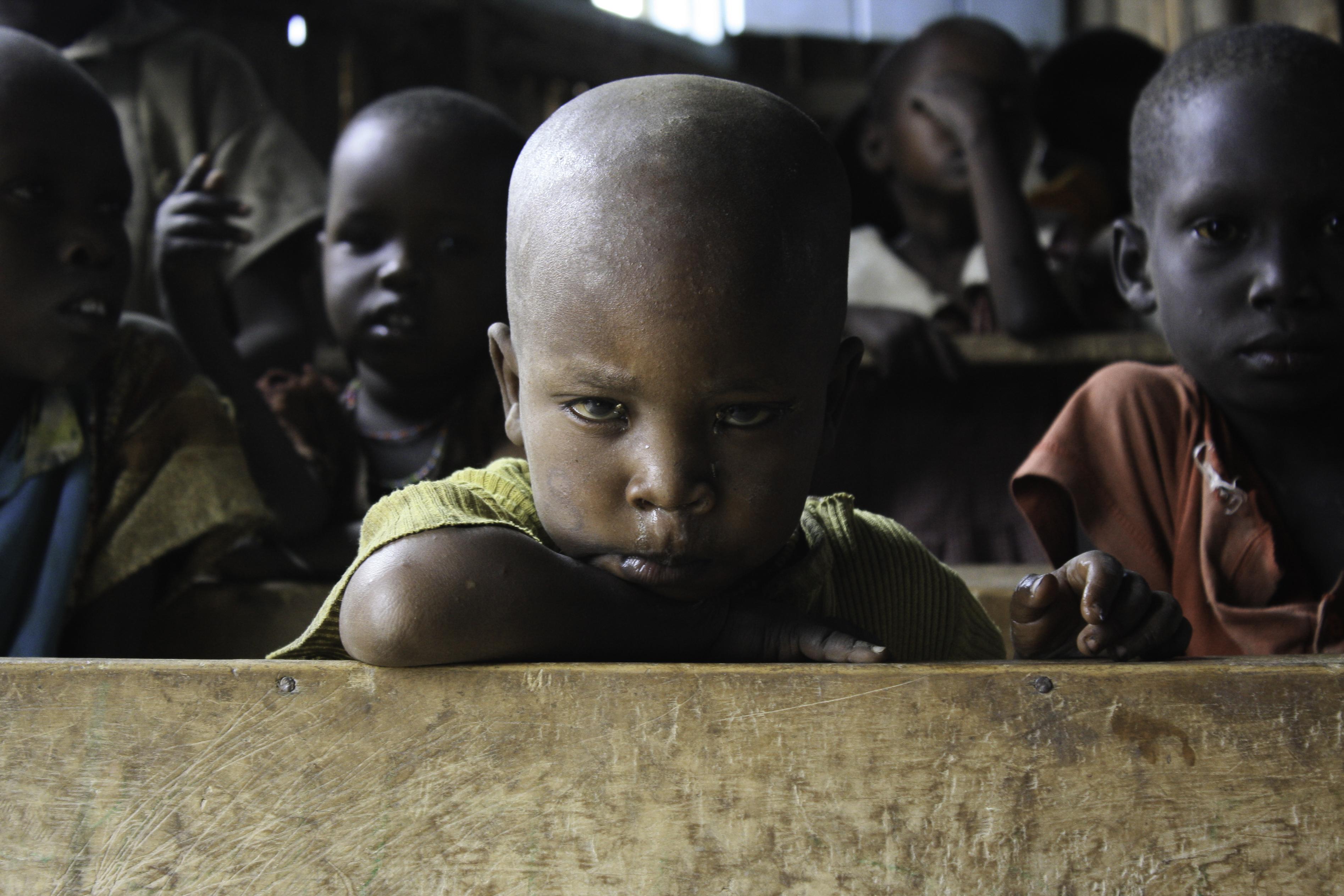 Criança maasai / Maasai kid
