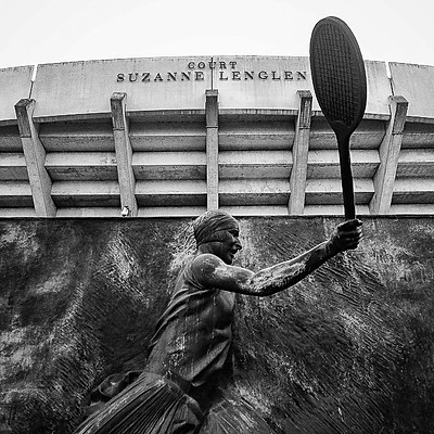 Roland-Garros: jeu, set et match