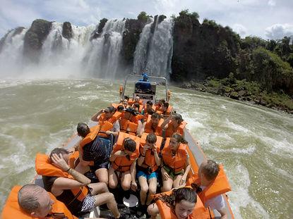 Iguazu Şelalesi Bot Turu