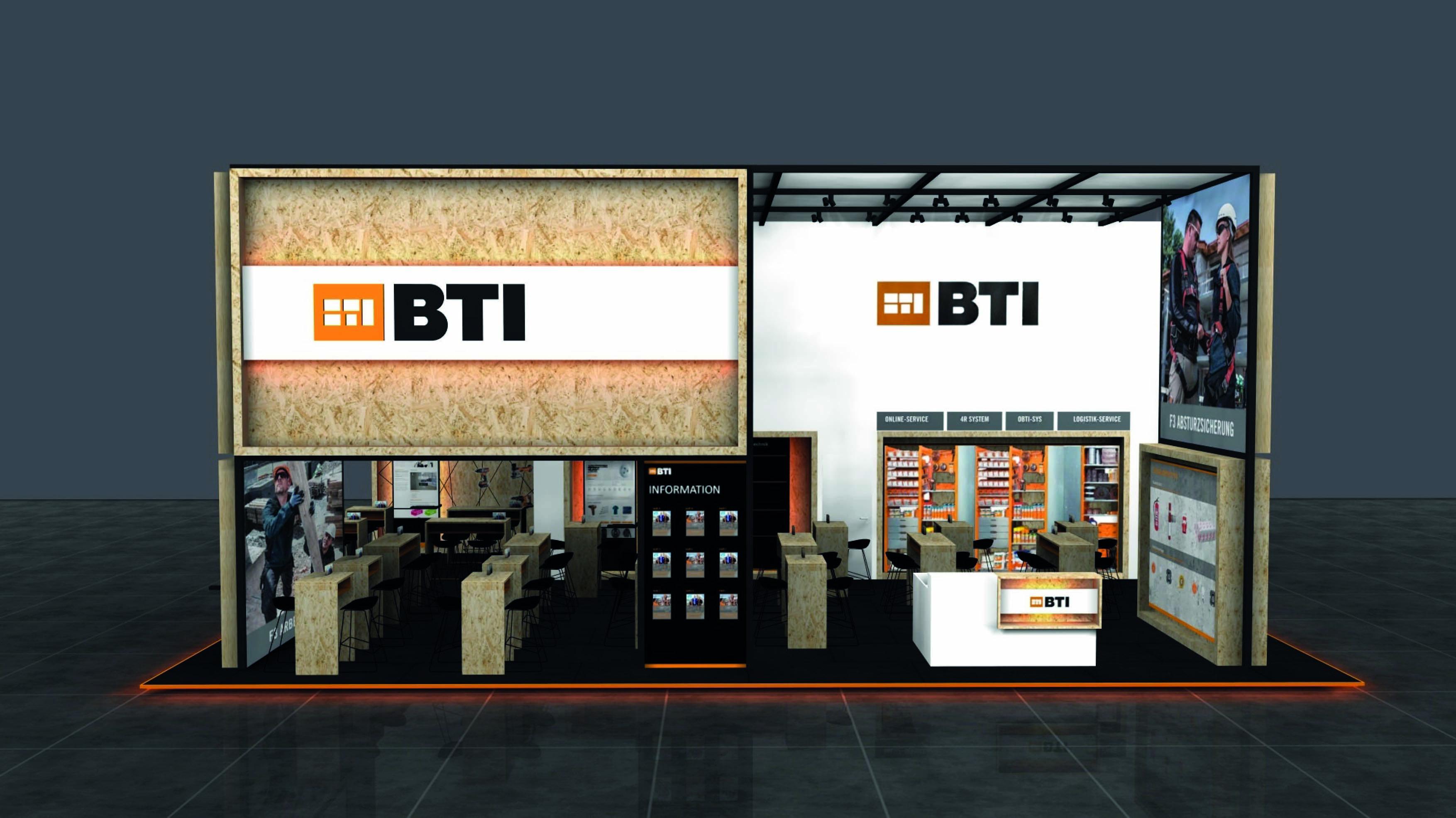 Entwurf BTI