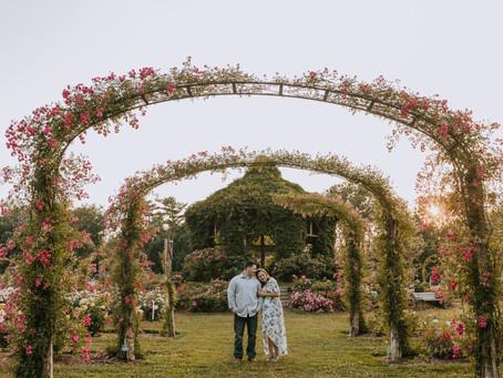 Elizabeth Gardens, CT Engagement