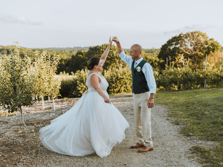 Shayna + Marco's August Wedding at Silverman's Farm, Easton CT