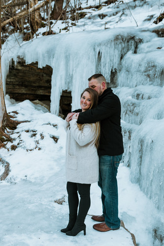 hudson valley engagement photographer- s