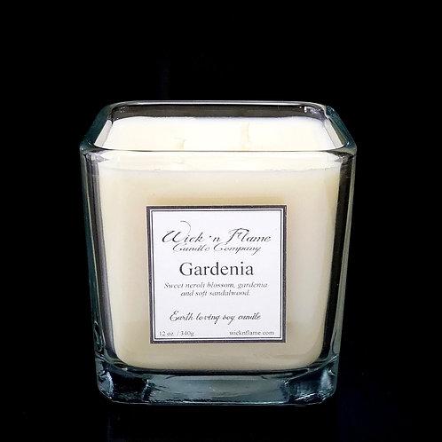 GARDENIA:Sweet neroli blossom, gardenia and soft sandalwood.