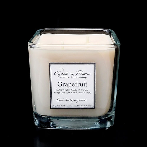GRAPEFRUIT: Citric aromatics with peach, red currant and vanilla.