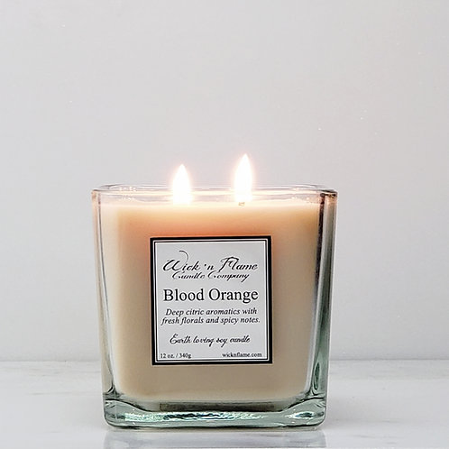 BLOOD ORANGE: Deep citric aromatics with fresh florals and spicy notes.